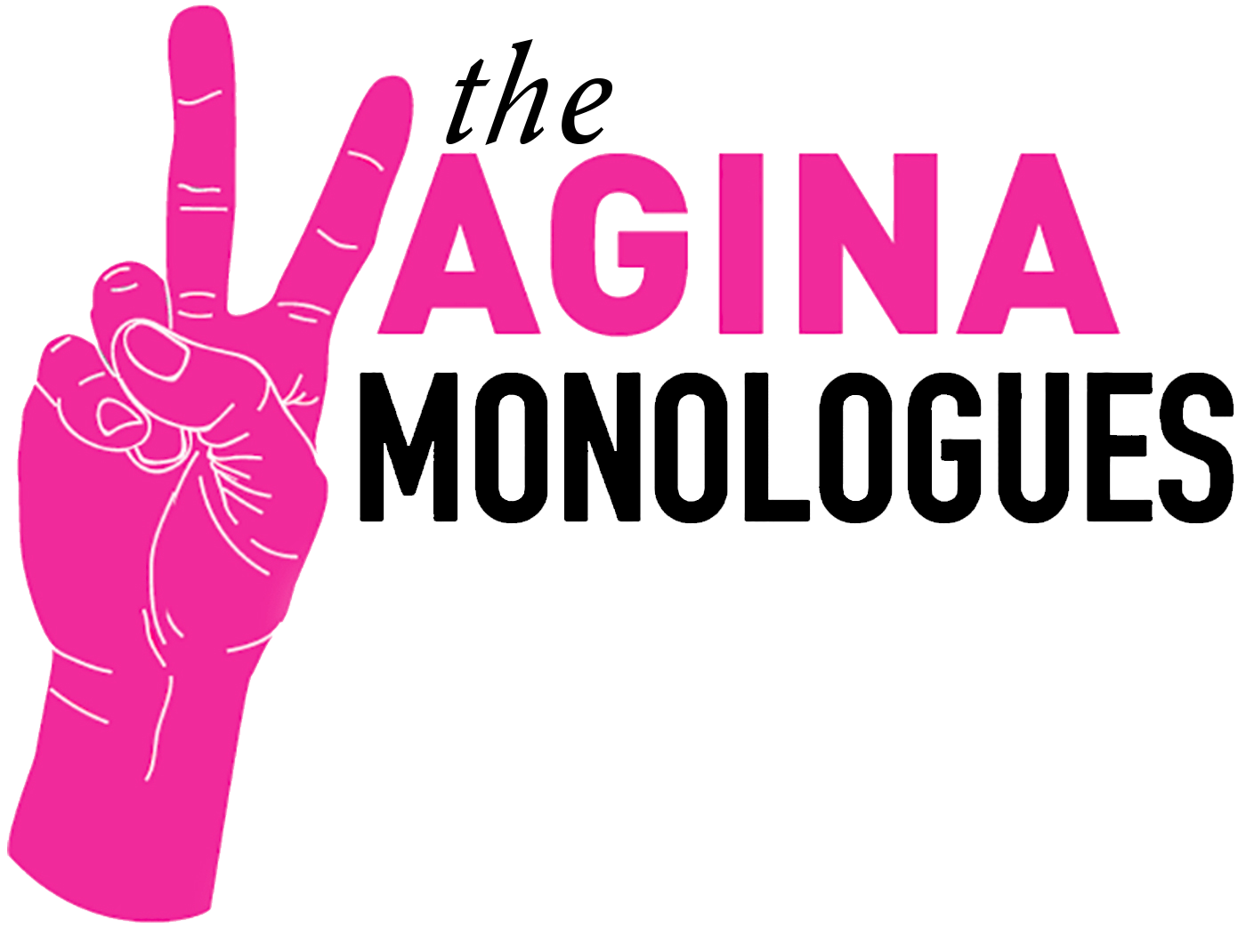 vagina_monologue_peace-sign_black-text_no-background.png